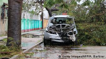 Mosambik Unwetter Zyklon Idai