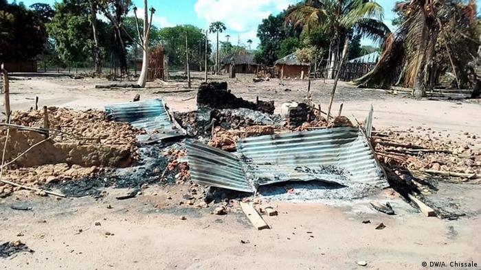 Ataque armado em Nauende, em Moçambique