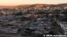 Titel: Mekelle city Northen Ethiopia Autor/Copyright: @ Million Hailessilasie DW_Correspondent Schlagworte: Ethiopia, Äthiopien, Addis Abeba , Addis Ababa,