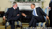 USA Treffen Barack Obama und Luiz Inacio Lula da Silva in Washington