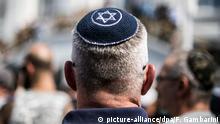 Bonn: Tag der Kippa - Yitzhak Yohanan Melamed
