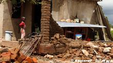 Simbabwe, Chimanimani: Spuren des Zyklons Idai