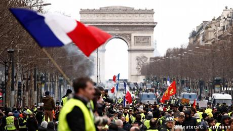 The 'Yellow Vests' in Paris