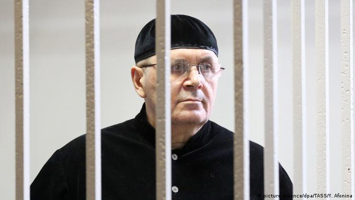 Court hearing into human rights activist Oyub Titiyev case (picture alliance/dpa)