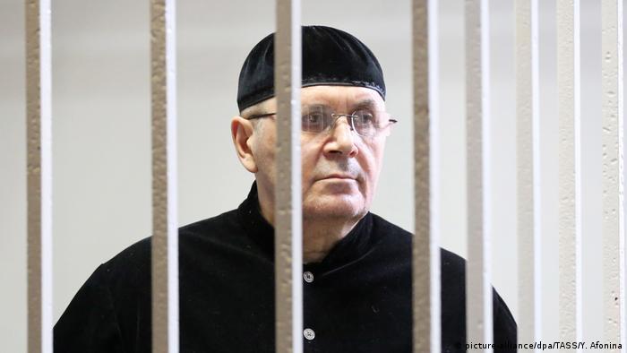 Оюб Титиев через адвоката подал ходатайство об УДО
