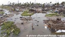 Mosambik Beira Zyklon Sturm Idai