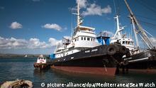 Italien Mare Jonio Schiff Seenotrettung Geflüchtete