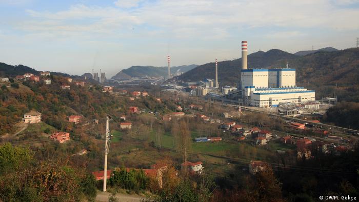 Zonguldak Çatalağzı Termik Santrali