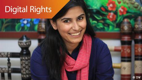Digital Rights #speakup barometer Pakistan (DW)