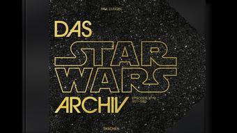 Buchcover Paul Duncan Das Star Wars Archiv