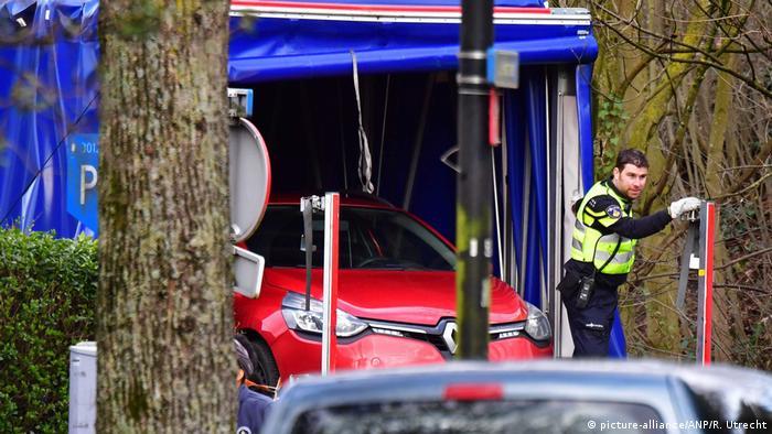 Utrecht shooting: Letter points to terrorist motive