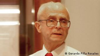Jorge Covarrubias, secretario general de la Academia Norteamericana de la Lengua Española.