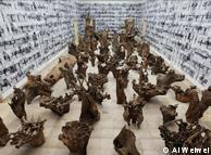 Künstler: Ai Weiwei Titel: Soft Ground © Ai Weiwei Rechteeinräumung: Pressefotos, Haus der Kunst per Email