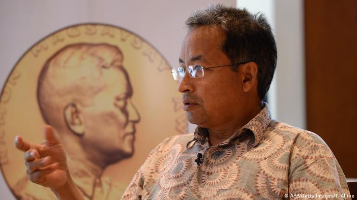 Sonam Wangchuk (AFP/Getty Images/T. Aljibe)