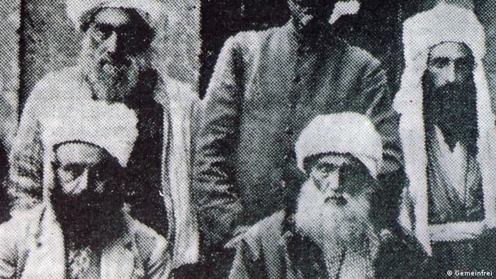 Sheikh Sherif, Sheikh Said, Kasim, Sheikh Abdullah (Gemeinfrei)
