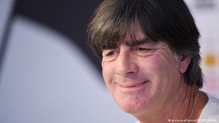 مدرب المنتخب الألماني لكرة القدم يواخيم لوف