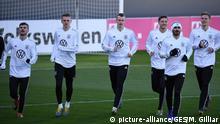 DFB Nationalmannschaft Team