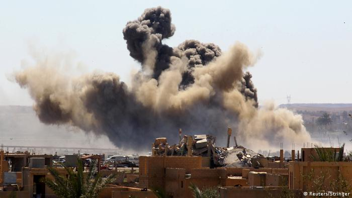 Islamic State loses significant camp in final hold-out territory Baghouz