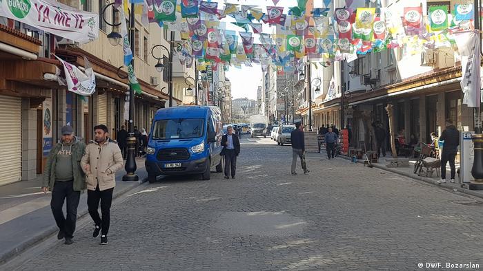 Türkei Kommunalwahlen Diyarbakir (DW/F. Bozarslan)