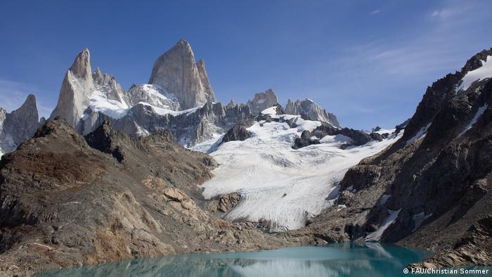 La mayor pérdida de masa de glaciares sudamericanos se registró en las más grandes extensiones heladas, en la Patagonia.