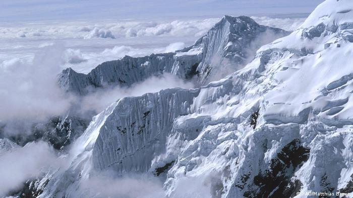 Projekt: Vermessung der südamerikanischen Gletscher der Friedrich-Alexander-Universität Erlangen-Nürnberg