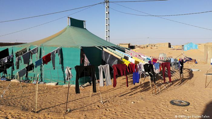 Algerien Flüchtlingslager der Sahrauis