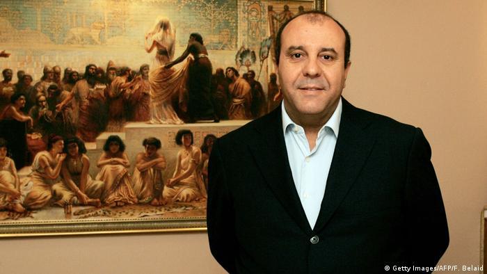 Archivbild: Belhassen Trabelsi - CEO of Carthago airlines