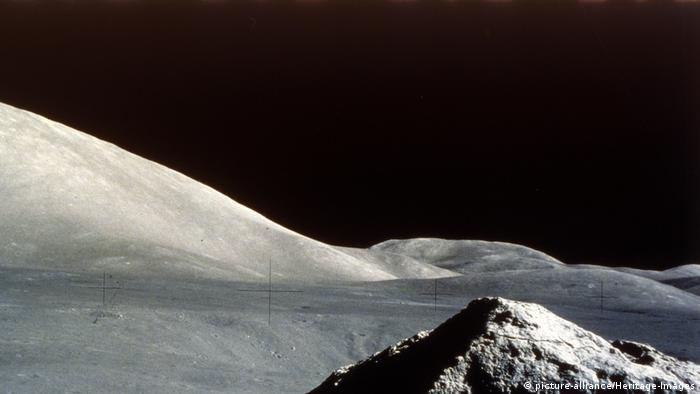 Mond - 1973 (picture-alliance/Heritage-Images)