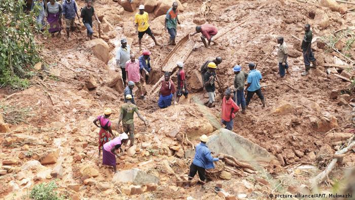 Наслідки циклону Ідай у Зімбабве