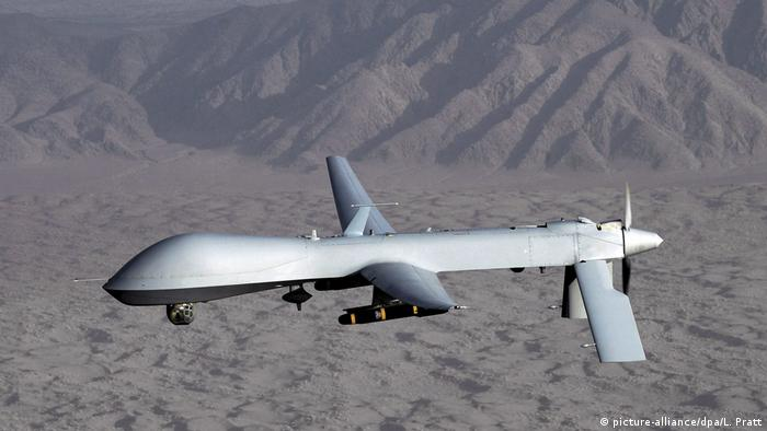 Symbolbild: Drohne USA