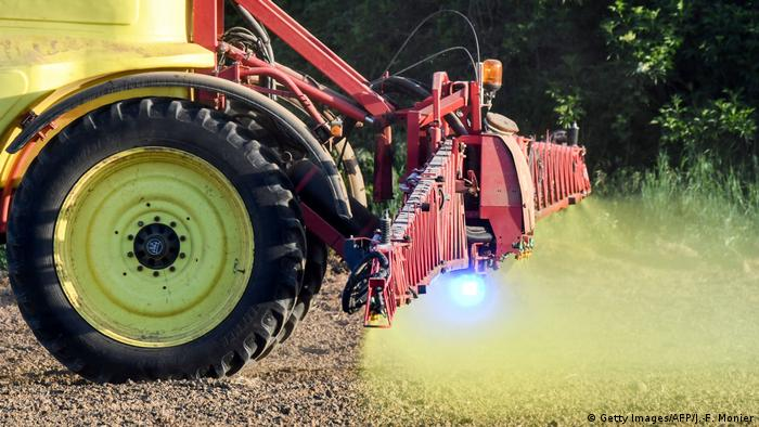 Monsanto RoundUp (Getty Images/AFP/J.-F. Monier)