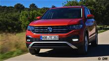Automobil: VW T-Cross