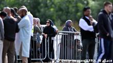 Neuseeland, Christchurch: Beerdigung der Opfer