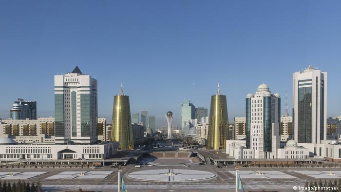Столиця Казахстану Астана