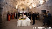 Tourismustagung B2B in Split, Kroatien