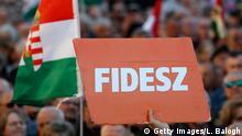 Ungarn Logo Partei Fidesz