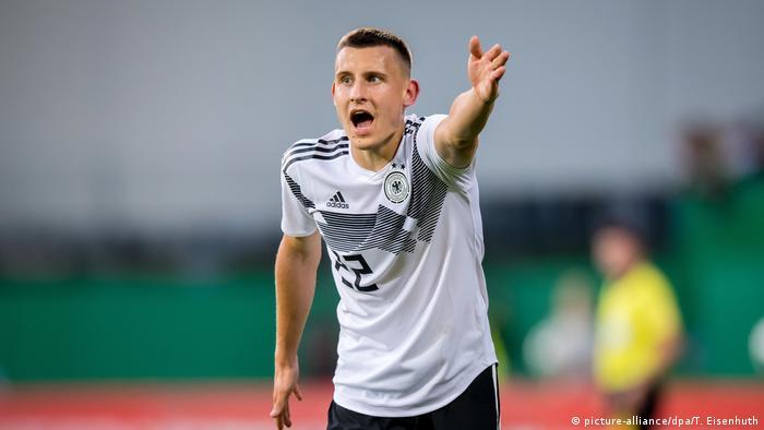 Fußball Deutschland U21 Mexiko U21 Maximilian Eggestein (picture-alliance/dpa/T. Eisenhuth)