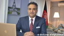 Fahad Azimi (Embassy of Afghanistan)
