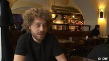 Videostill des DW Interview mit Blogger - Ilya Varlamov