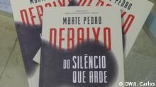 Mbate Pedro, Schriftsteller aus Mosambik | Buch Debaixo do silêncio que arde
