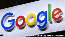 Google-Logo (picture-alliance/Geisler-Fotopress/C. Hardt)