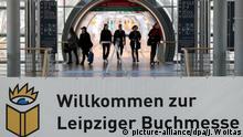 Leipziger Buchmesse 2019 | Aussteller und Mitarbeiter