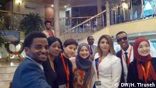Ägypten Kairo International Conference of the Arab and African Youth Platform