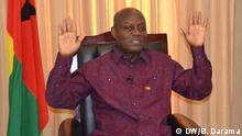 José Mário Vaz, Präsident von Guinea-Bissau DW, Braima Darama in Bissau, 20. März 2019