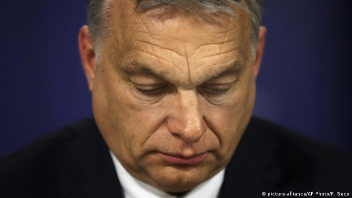 Ungarn Premierminister Viktor Orban (picture-alliance/AP Photo/F. Seco)