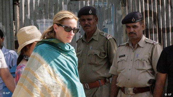 Flash Indien Julia Roberts Eat Pray Love
