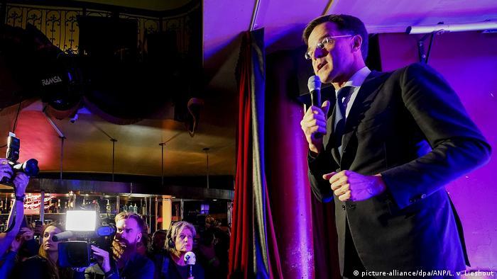 Niederlande | Mark Rutte | VVD