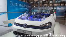 E-Auto | VW Golf