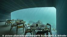 Norwegen | Unterwasserrestaurant eröffnet