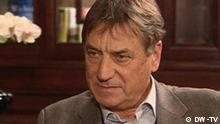 16.10.2009 DW-TV Journal Interview Claudio Magris